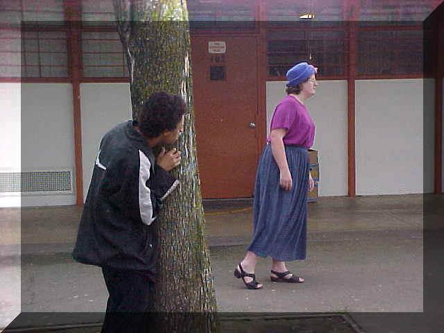 Being Bad Blog: Stalking - not just unhealthy behaviour....... Stalker People