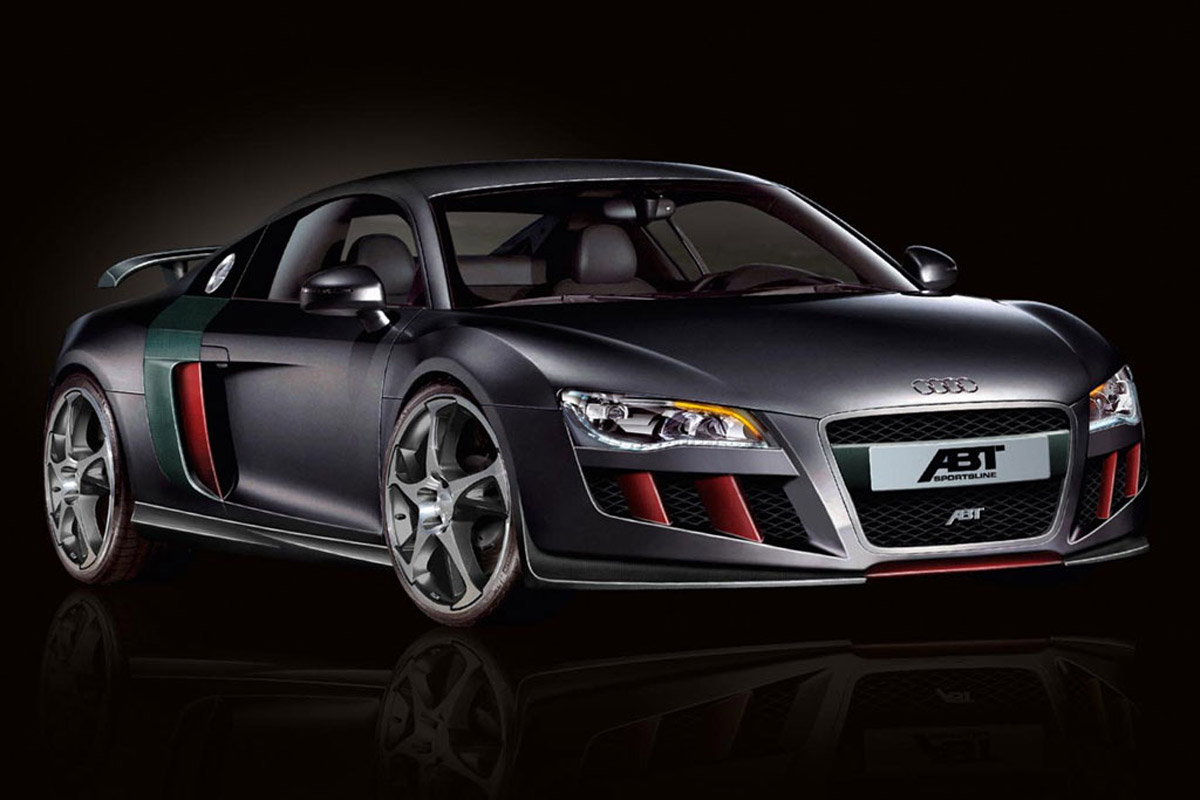 National Geographic Megafactories Audi R8 (2010)