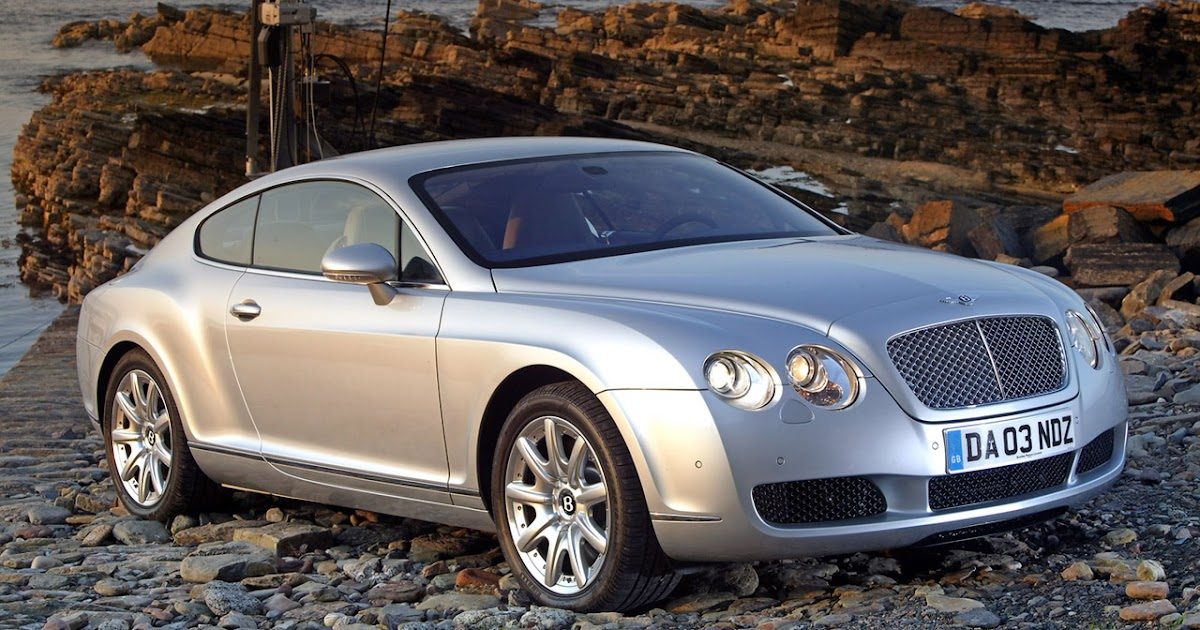 SUPER SPEED CARS: Bentley Continental GT | Design Series ...