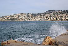 Bay of Jounieh - on sea coast