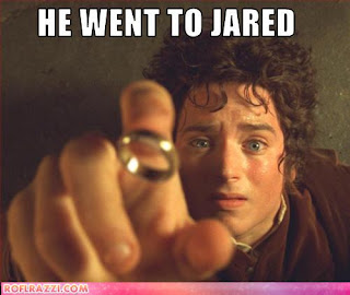 he+went+to+jareds Trying to Put a Ring on It