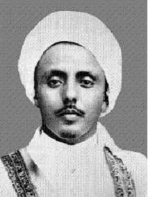 HABIB MUHAMMAD AL-HADDAD