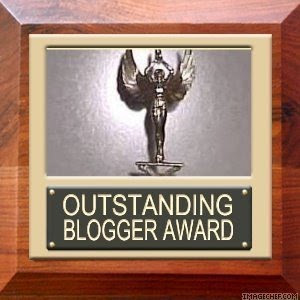 Honey bunches of stuff gave me this great award