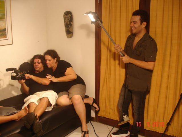 mais gravações da turma de teledramaturgia