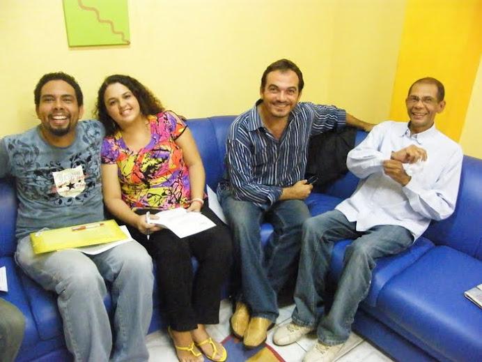 Mais atores para teste na CAP Escola de TV em Salvador