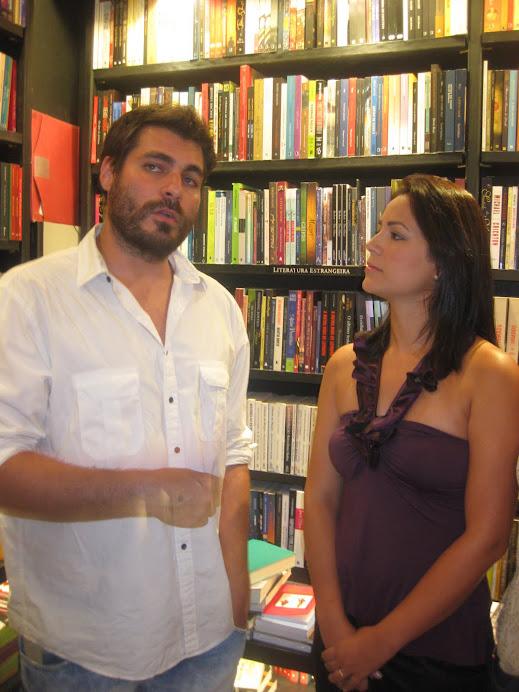 THYAGO LACERDA E KALIANDRA BORGES