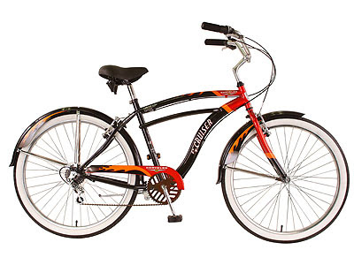 bike street city cruiser bike model beach bike 400x300