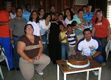 CUMPLEAÑOS DEL PADRE JUAN