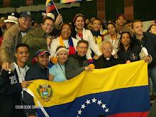 VENEZUELA SEDE DEL CAM4-COMLA9