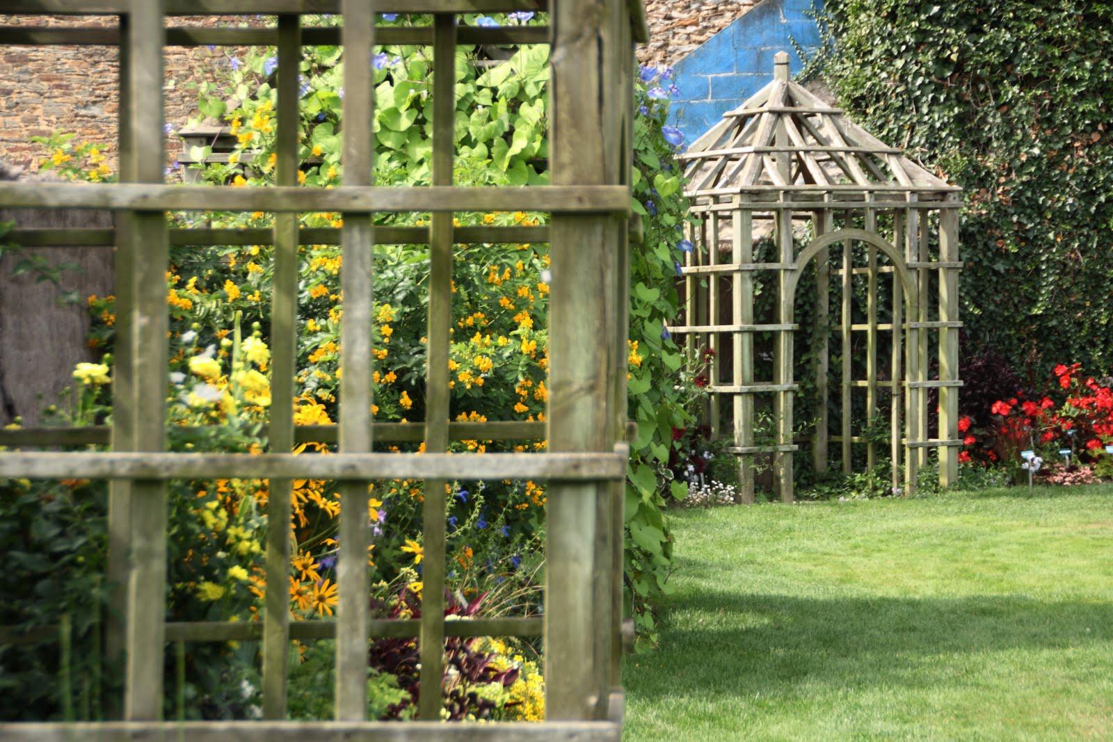Ch teau gontier daily photo les jardins rue d 39 alsace lorraine - Les jardins d alsace ...