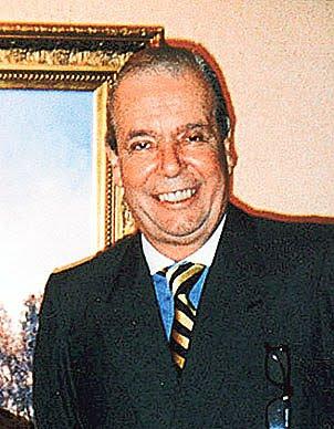 Embajador Luis Larraín Cruz