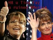 Sara Palin será candidata a Presidenta de los EEUU?