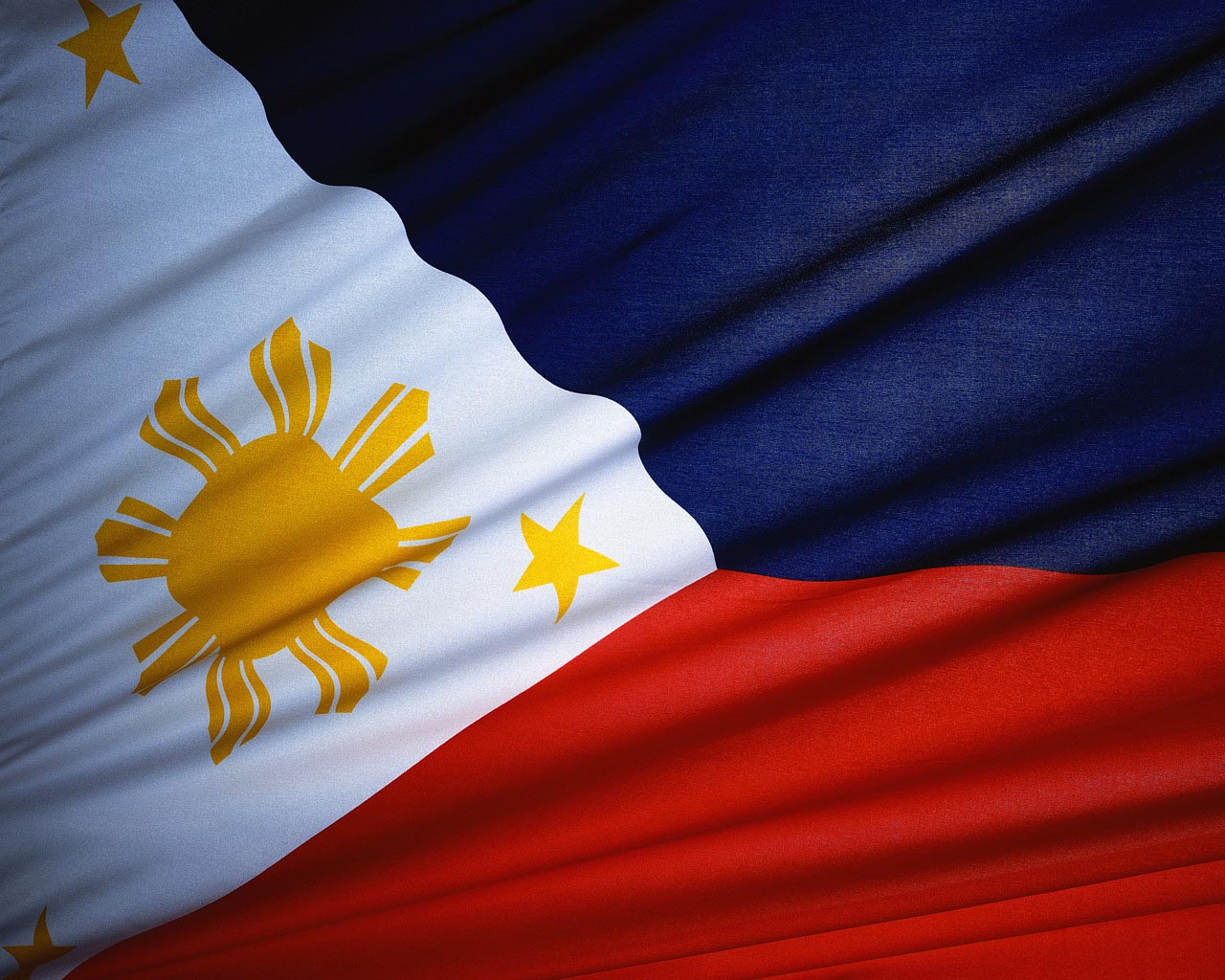 philippine-flag-windy - How do you show your love for your country? - Question and Answer
