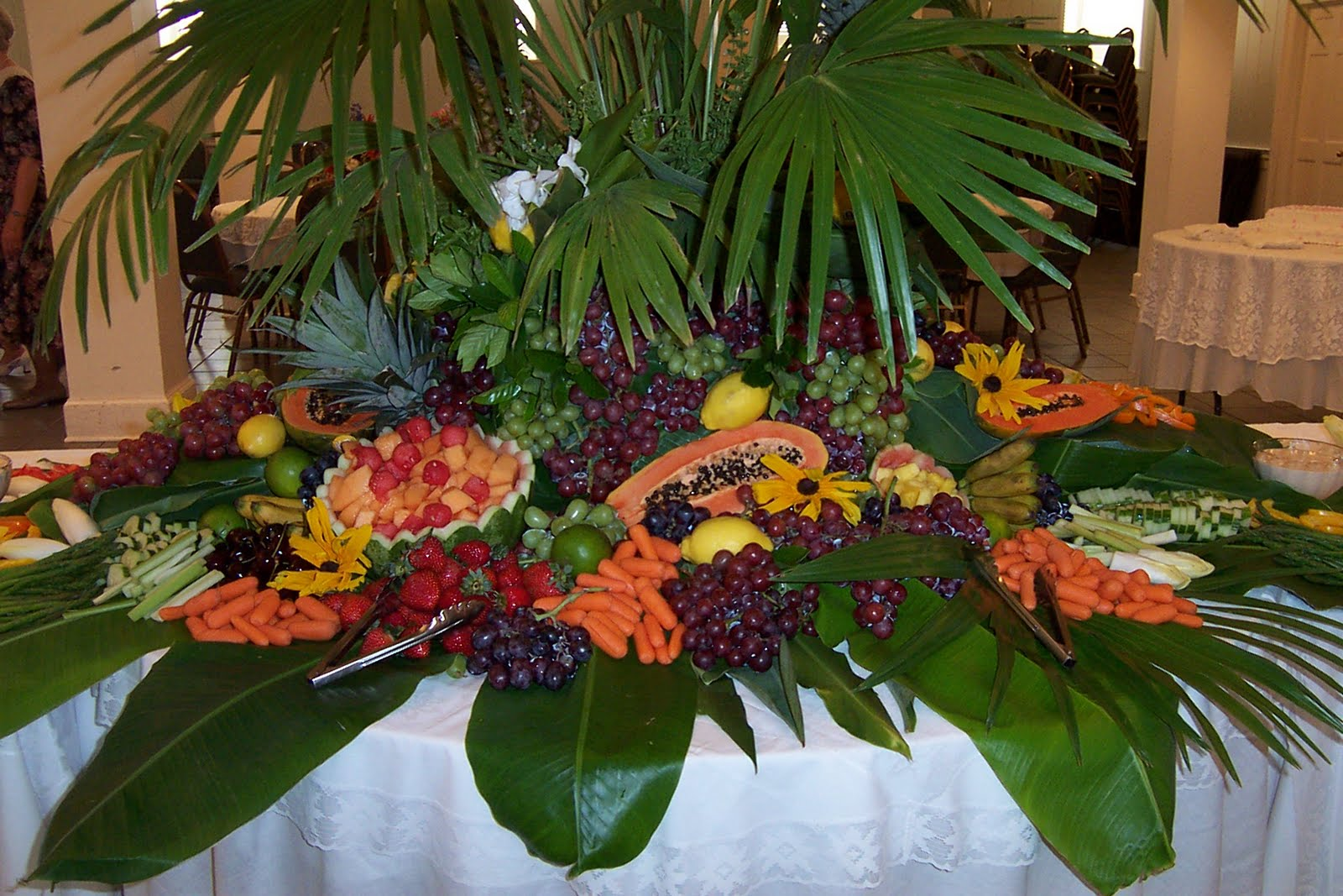 Outstanding The Church Cook Fruit Centerpiece Complete Home Design Collection Barbaintelli Responsecom