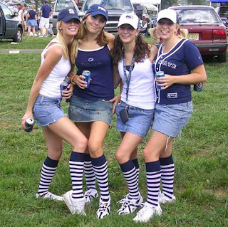 sexy college girls penn state