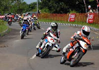 Hasil Lomba Seri IV Kejurnas Motoprix Region 1, Palembang