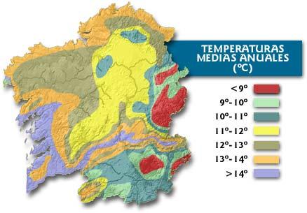 Galicia desde a mah a rutas informaci n til de todo un - El tiempo en parga lugo ...