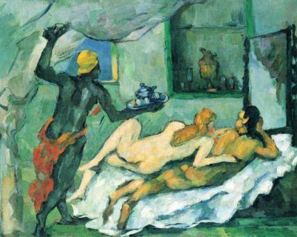 Paul Cézanne TardeemNapolesPaulCezanne