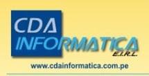 CDA INFORMATICA EIRL