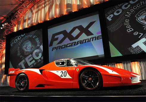2006 Ferrari FXX Evoluzione was one of 30 only produced by Ferrari,