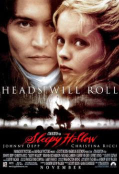 Hayalet süvari sleepy hollow full film izle