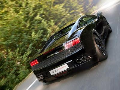 2009 Edo Lamborghini Gallardo Lp600 4. 2009 Edo Competition