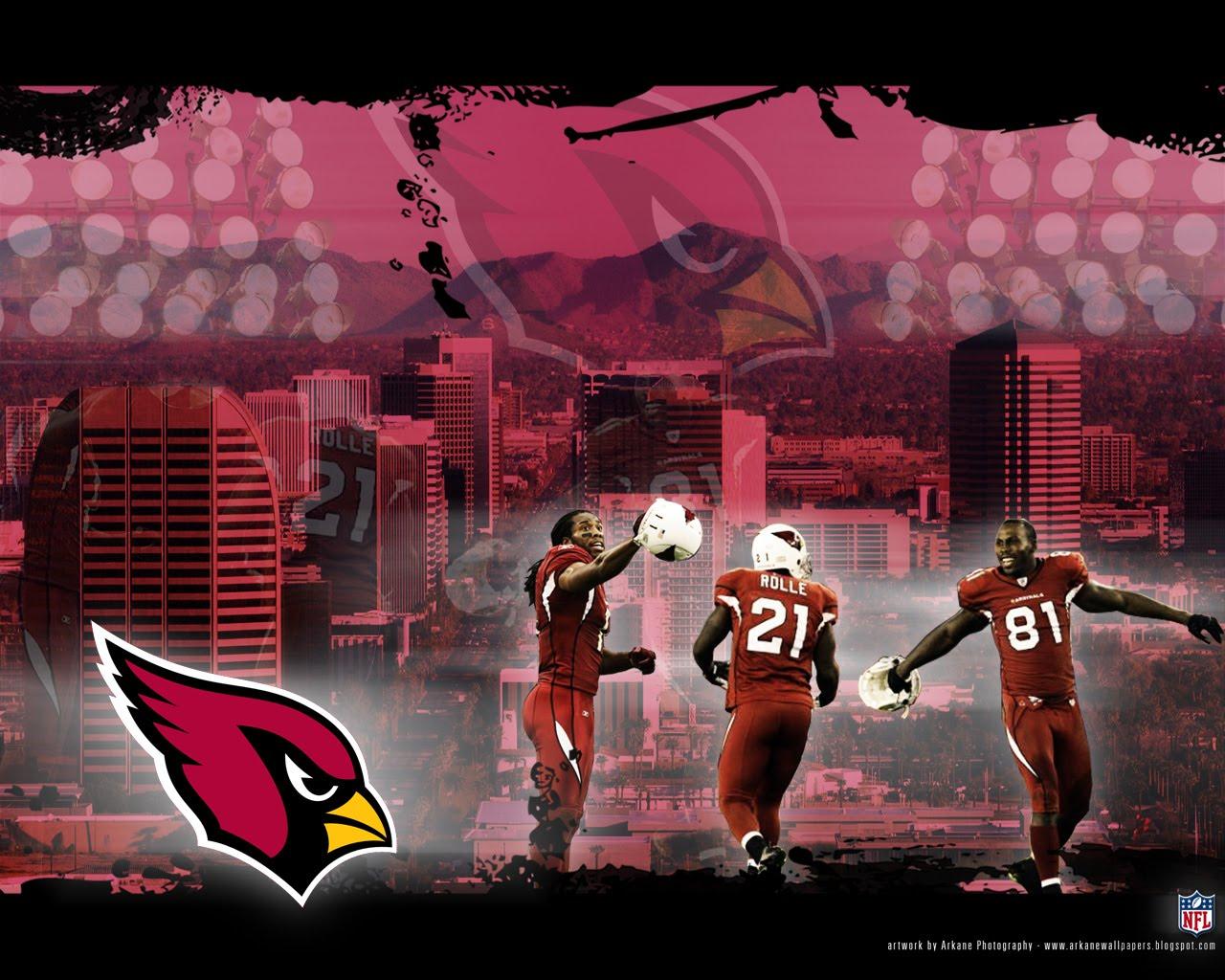 Arkane NFL Wallpapers Arizona Cardinals