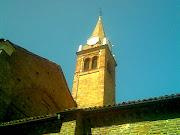 Lomello: il campanile di S.Rocco.