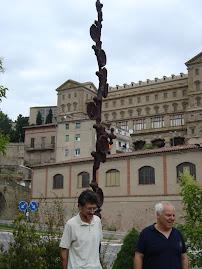 2009 Junho - Visita a Manresa - Catalunha - Espanha