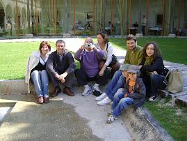 2009 Maio - Visita à Ribeira Sacra - Santo Estevão de Ribas de Sil - Galiza - Espanha