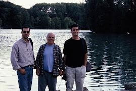 1999 - Setembro - Visita ao Emscher Park