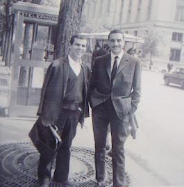 1964 - No exílio, em Paris
