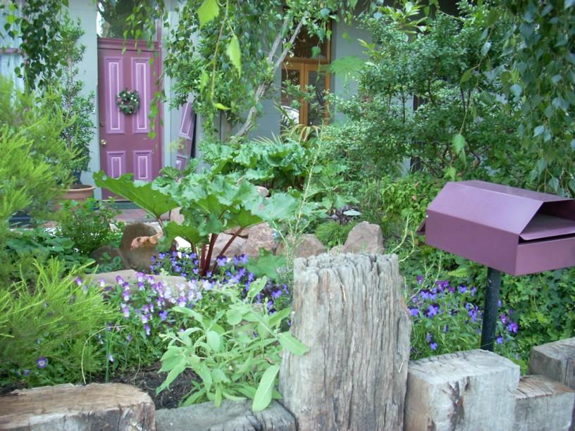 Balcony Garden Dreaming Wadham Park Timeless Design For