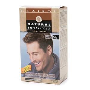 fashion world clairol natural instincts mens hair color kits