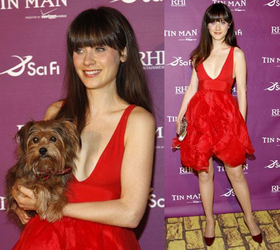 Kırmızı ELbiseler Moda Bu Sene ..
