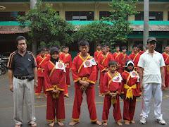 Ketua PCM , Siswa  Baru TS n' Kepala Sekolah SMK 3