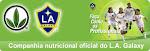 HERBALIFE Companhia Nutricional Oficial do L.A GALAXY
