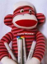 Copic Munkie