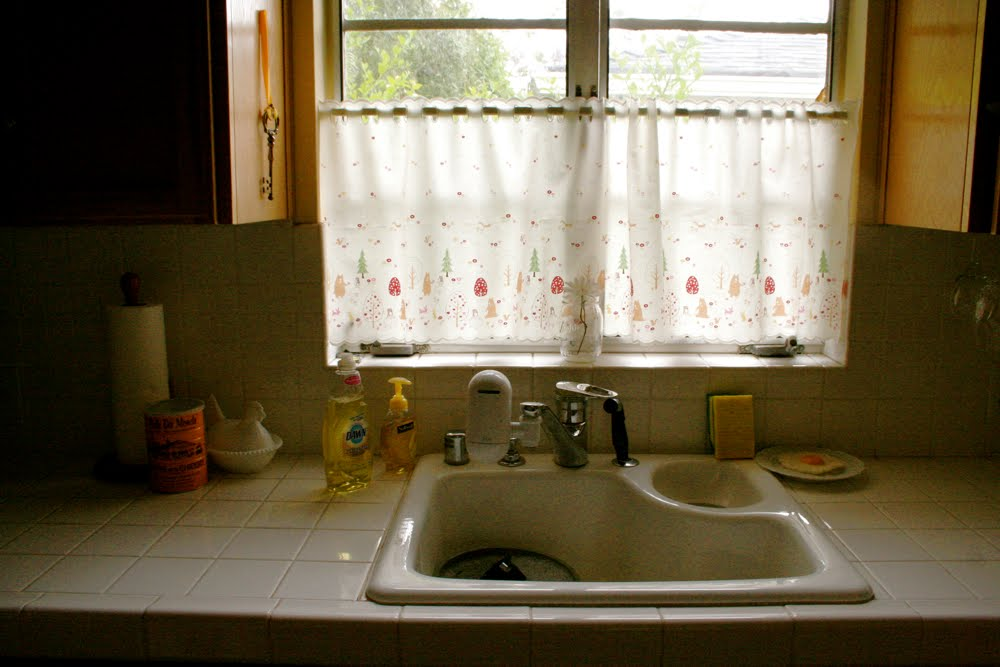 Cafe Kitchen Curtain - Compare Prices on Cafe Kitchen Curtain in