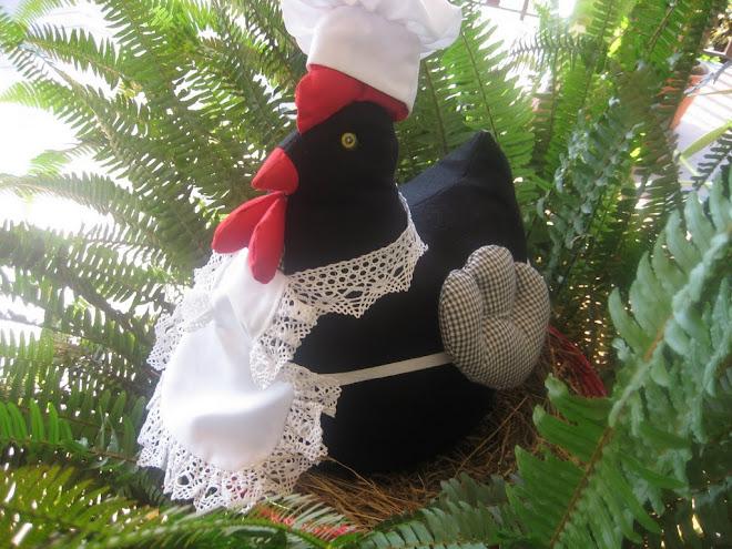 Marisa la gallina