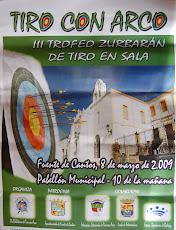 CARTEL DE TROFEO