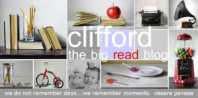 Clifford the Big Read Blog