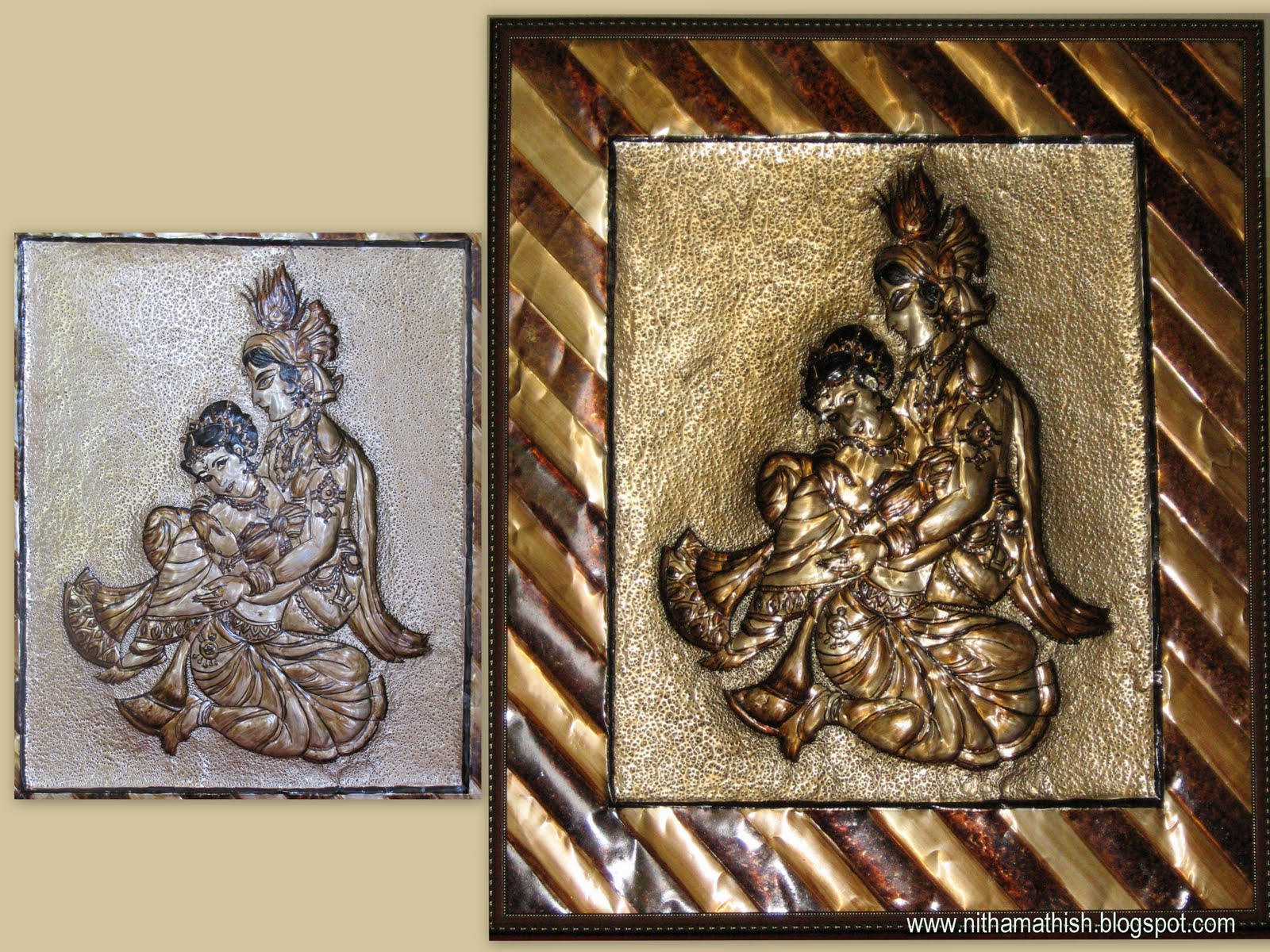 Metal Embossing Pictures