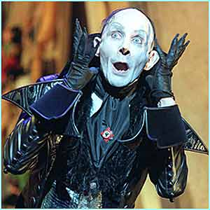 Play the child catcher when they make the movie of the stage musical