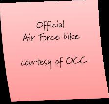 OCC bike