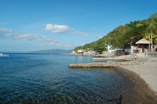 Philpan diving resort anilao batangas beach resorts - Sanom beach dive resort ...