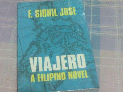 Viajero F.Sionil