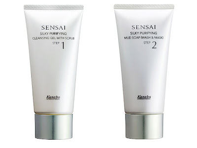 Sensai cleanser