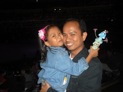 disney on ice: apol and pia