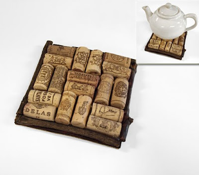 Belle maison diy cork crafts for winos for Crafts with wine bottle corks